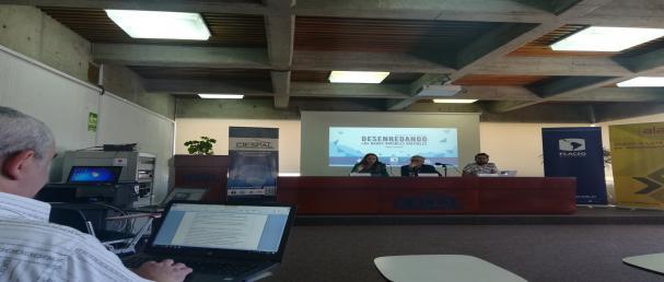 Resultado de imagen para Seminario Internacional: Desenredando las redes sociales digitales